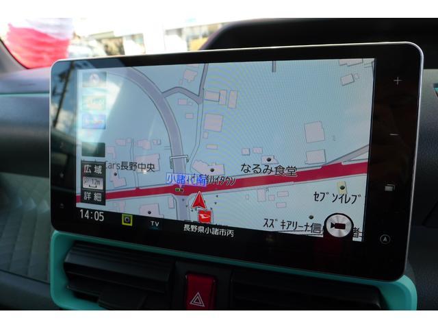 Xセレクション 4WD 9インチフルセグナビ バックカメラ ドラレコ スマートパノラマパーキング(8枚目)