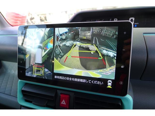 Xセレクション 4WD 9インチフルセグナビ バックカメラ ドラレコ スマートパノラマパーキング(10枚目)