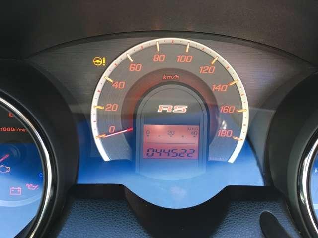 ホンダ フィット RS・10thアニバーサリー メモリーナビ レンタアップ車