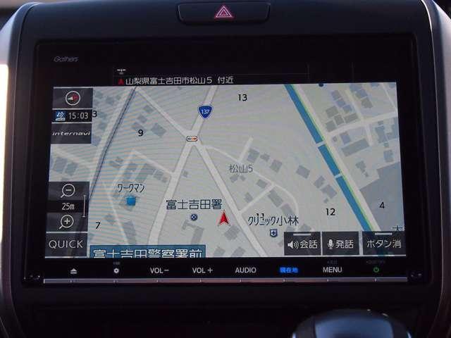G・ホンダセンシング 4WD 純正メモリーナビTV ナビ連動ETC車載器 バックカメラ 両側電動スライド LEDライト スマートキー 車検令和5年9月(13枚目)