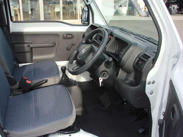 SDX 4WD 5速マニュアル車 パワステ エアバッグ ABS 作業灯 届出済未使用車 車検令和4年9月(10枚目)