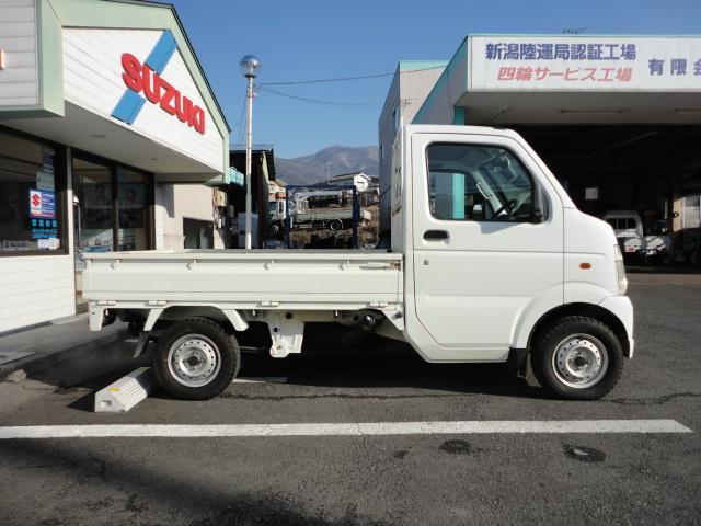 「スズキ」「キャリイトラック」「トラック」「長野県」の中古車5