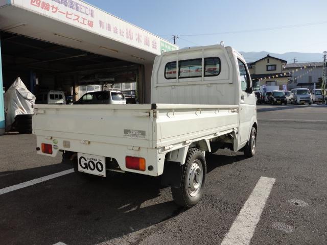 「スズキ」「キャリイトラック」「トラック」「長野県」の中古車8