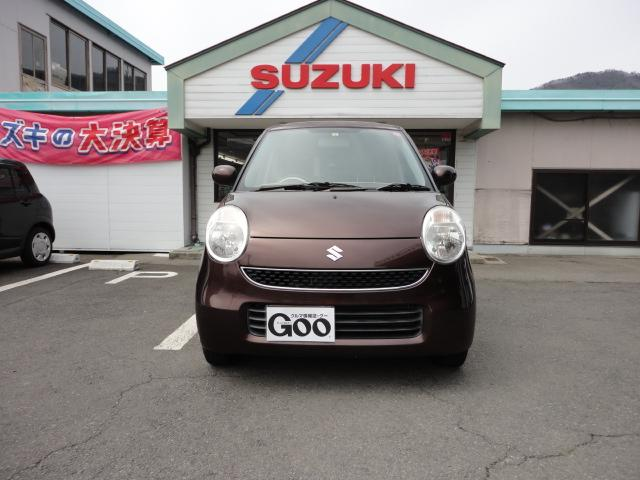 「スズキ」「MRワゴン」「コンパクトカー」「長野県」の中古車2