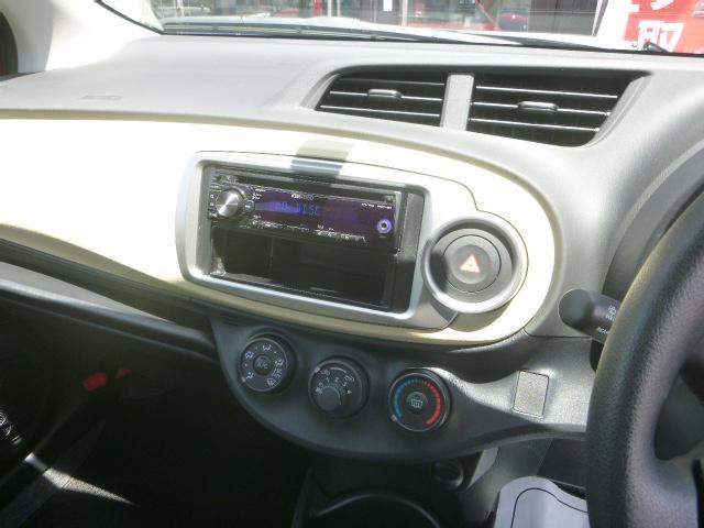 トヨタ ヴィッツ 1.3F スマートキー 禁煙車