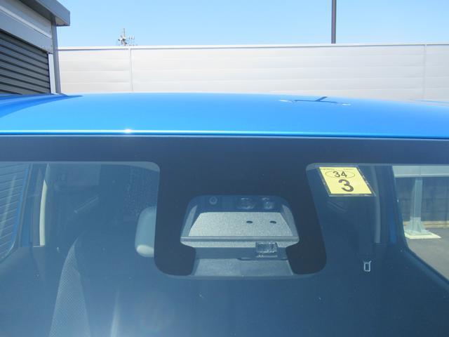 デュアルセンサーブレーキサポート。人も車も検知して衝突回避をサポートしてくれます☆