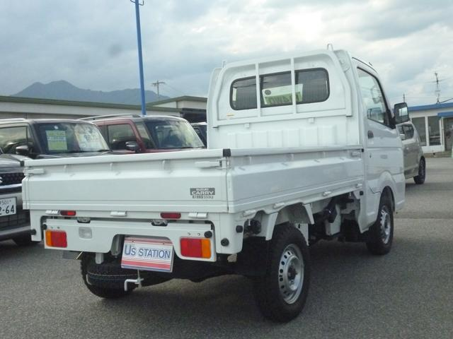 「スズキ」「キャリイトラック」「トラック」「長野県」の中古車3