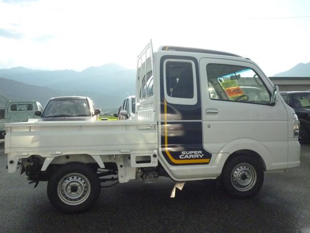 「スズキ」「キャリイトラック」「トラック」「長野県」の中古車34
