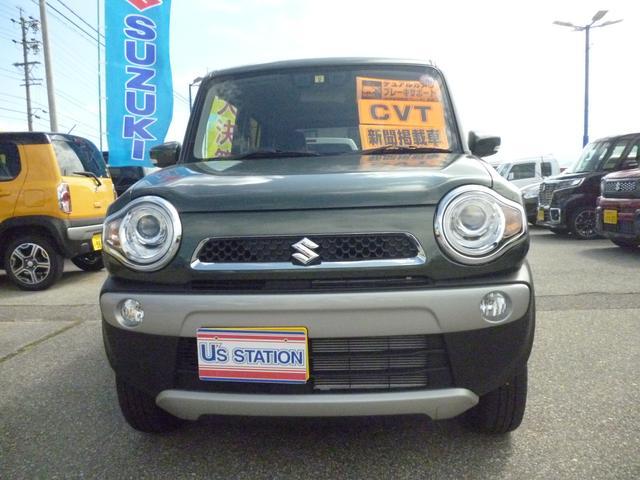 「スズキ」「ハスラー」「コンパクトカー」「長野県」の中古車35