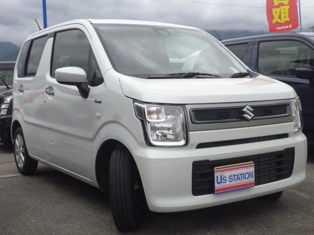 「スズキ」「ワゴンR」「コンパクトカー」「長野県」の中古車2
