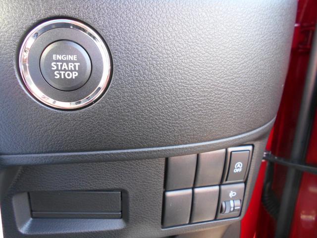 スズキ スペーシア G プッシュスタート シートヒーター 届出済未使用車