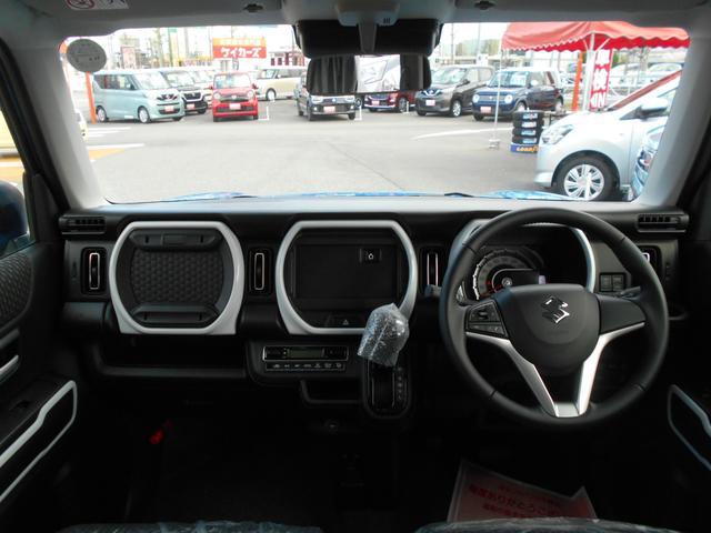 ハイブリッドX LEDヘッドライト シートヒーター 全方位モニター付き プッシュスタート 届出済未使用車(11枚目)