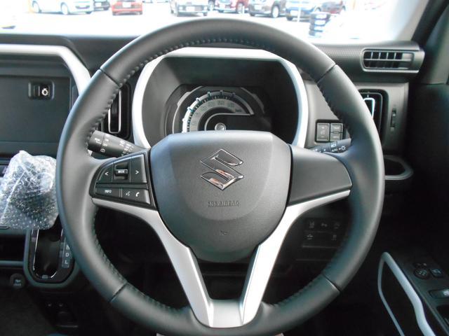 ハイブリッドX LEDヘッドライト シートヒーター 全方位モニター付き プッシュスタート 届出済未使用車(14枚目)