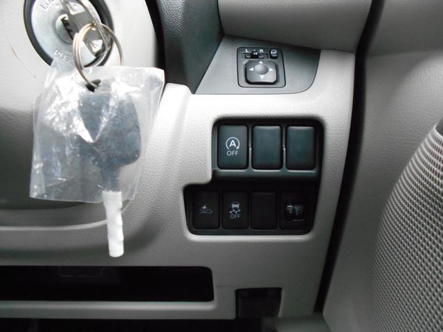 M e-アシスト シートヒーター 衝突被害軽減ブレーキ スライドドア アイドリングストップ 届出済未使用車(15枚目)