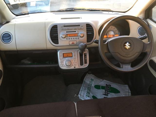 X 4WD エンジンスターター シートヒーター CD MD(7枚目)