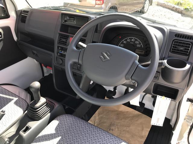 キンタロウダンプ 4WD 届出済未使用車 エアコン パワステ(11枚目)