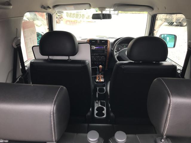 クロスアドベンチャーXC 4WD ターボ シートヒーター(14枚目)