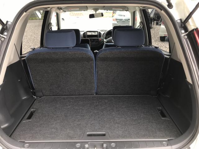 Bターボ 4WD シートヒーター キーレス 電動格納ミラー(10枚目)