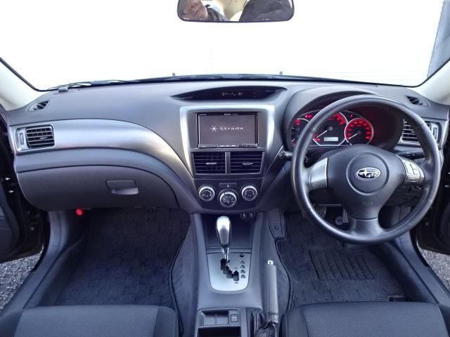 スバル インプレッサ S-GT スポーツパッケージ 4WD ナビ ETC