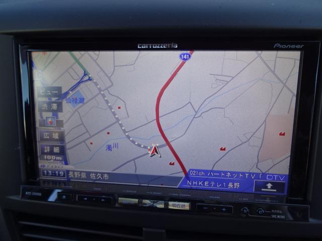 WRX STi4WD 社外HDDナビ DTV Sキー ETC(17枚目)