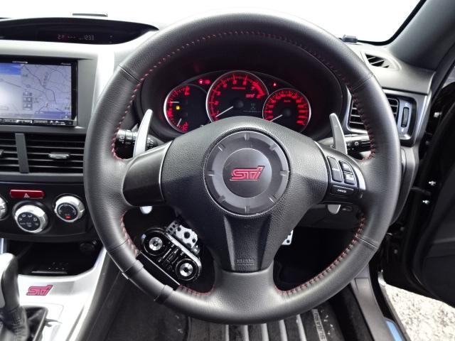 WRX STI Aライン 4WD ブレンボ 革シート ナビ(10枚目)