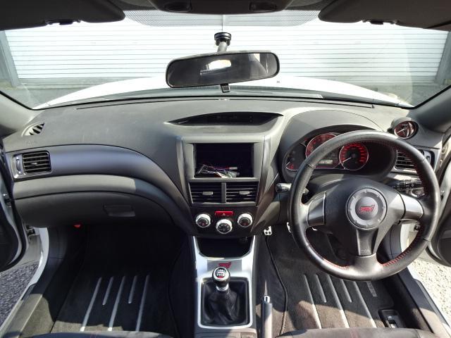 WRX STi 4WD オーリンズ車高調 社外マフラー(9枚目)