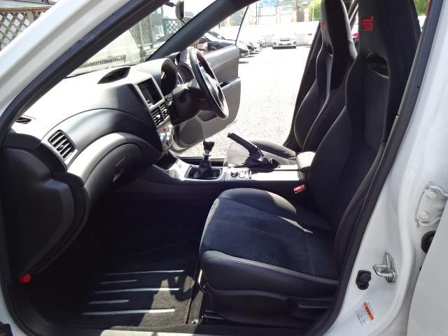 WRX STi 4WD オーリンズ車高調 社外マフラー(14枚目)