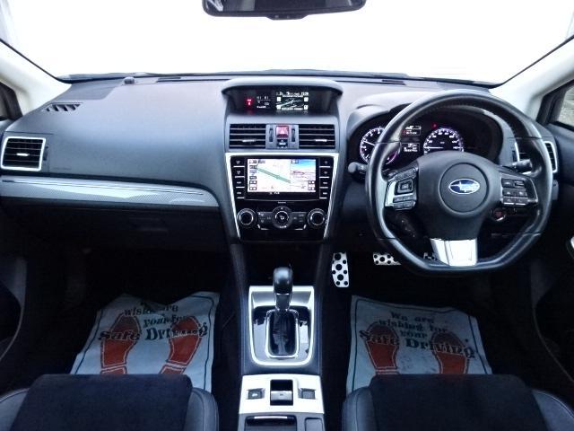 2.0GT-Sアイサイト 4WD ADセイフティPKG SDナビ フルセグTV Bカメラ サイドカメラ ETC車載器 電動シート オートライト オートハイビーム リアビークルディテクション デイライト(9枚目)