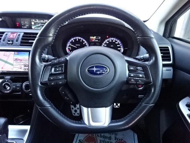 2.0GT-Sアイサイト 4WD ADセイフティPKG SDナビ フルセグTV Bカメラ サイドカメラ ETC車載器 電動シート オートライト オートハイビーム リアビークルディテクション デイライト(10枚目)