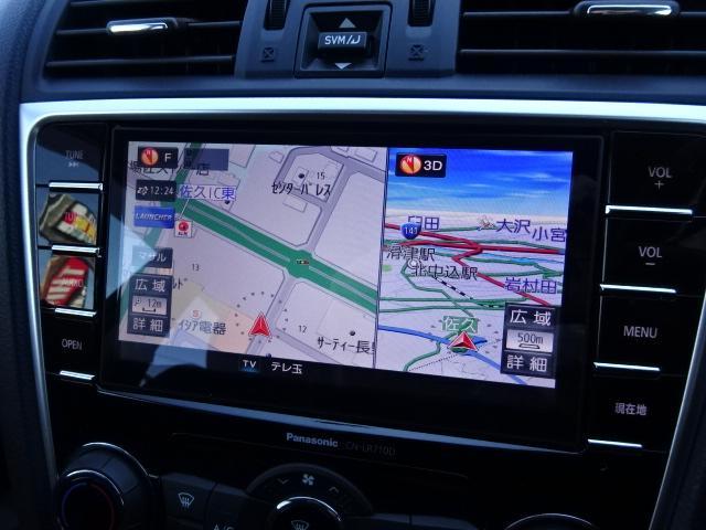 2.0GT-Sアイサイト 4WD ADセイフティPKG SDナビ フルセグTV Bカメラ サイドカメラ ETC車載器 電動シート オートライト オートハイビーム リアビークルディテクション デイライト(17枚目)