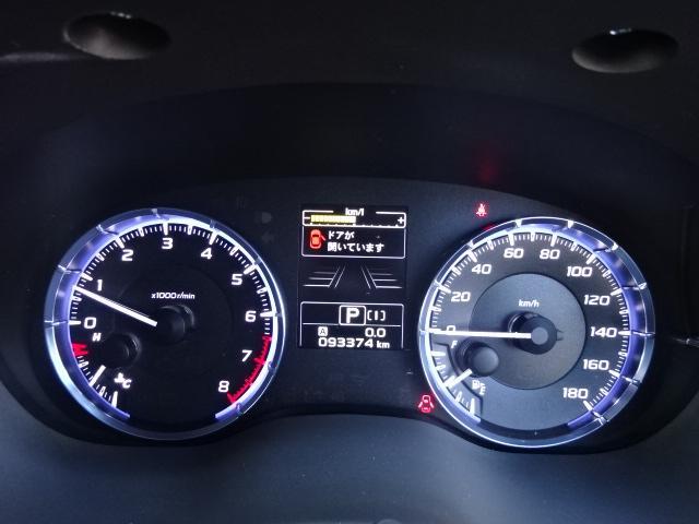 2.0GT-Sアイサイト 4WD ADセイフティPKG SDナビ フルセグTV Bカメラ サイドカメラ ETC車載器 電動シート オートライト オートハイビーム リアビークルディテクション デイライト(25枚目)