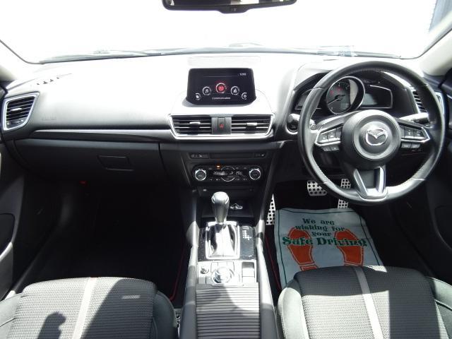 22XD プロアクティブ 4WD 衝突軽減ブレーキ 全方位カメラ マツダコネクトナビ フルセグTV DVD再生機能 Bluetooth 純正ドライブレコーダー ビルトインETC 純正フルエアロ LEDライト シートヒーター(9枚目)