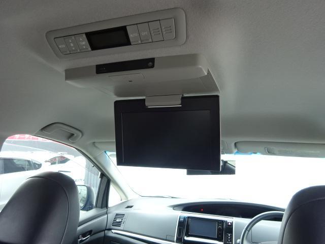 アエラス プレミアムエディション 後期 両側パワースライドドア フリップダウンモニター 禁煙車 パワーバックドア ハーフレザーシート 純正ナビ Bカメラ フルセグTV DVD再生 bluetooth SDミュージックサーバー ETC(19枚目)