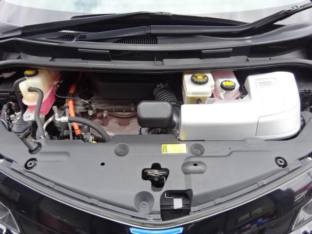 アエラス プレミアムエディション 後期 両側パワースライドドア フリップダウンモニター 禁煙車 パワーバックドア ハーフレザーシート 純正ナビ Bカメラ フルセグTV DVD再生 bluetooth SDミュージックサーバー ETC(24枚目)