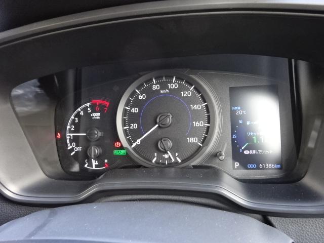ハイブリッドG X 禁煙車 プリクラッシュセーフティ レーダークルーズコントロール(全車速追従機能付) レーントレーシングアシスト(LTA) オートマチックハイビーム(AHB) ロードサインアシスト(RSA) カメラ(44枚目)