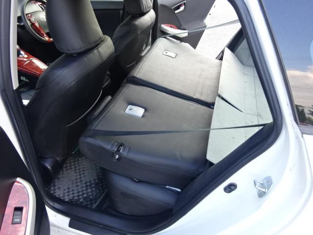 S 後期 ローダウン エアロパーツ 純正HDDナビ DVD再生機能 CDプレイヤー AUX入力 ミュージックサーバー フルセグTV 前後ドライブレコーダー搭載 ETC車載器 HIDライト HIDフォグ(30枚目)