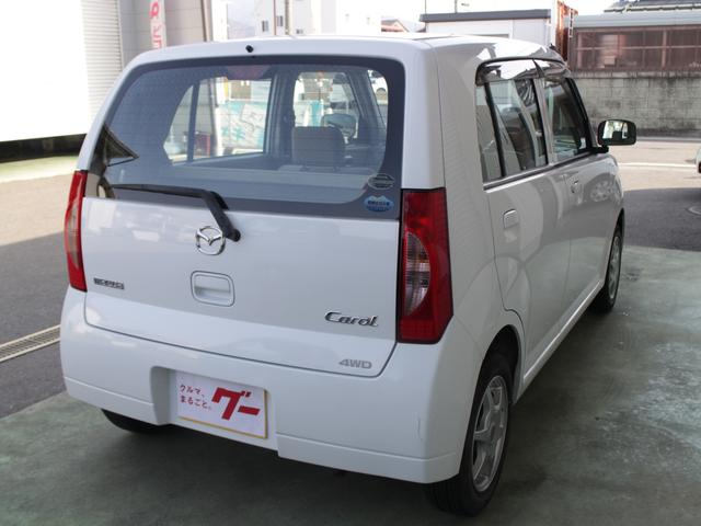 Gスペシャル 4WD キーレス CDオーディオ アルミ(6枚目)