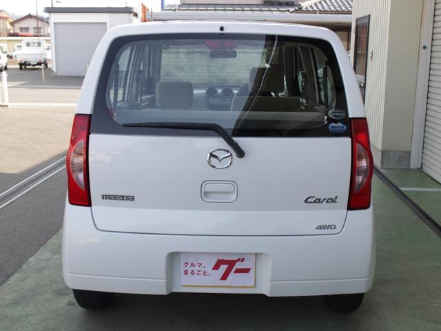 Gスペシャル 4WD キーレス CDオーディオ アルミ(7枚目)