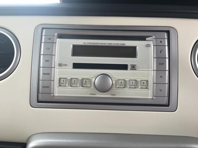 スズキ アルトラパン X キーレス オーディオ CD MD 13インチアルミ