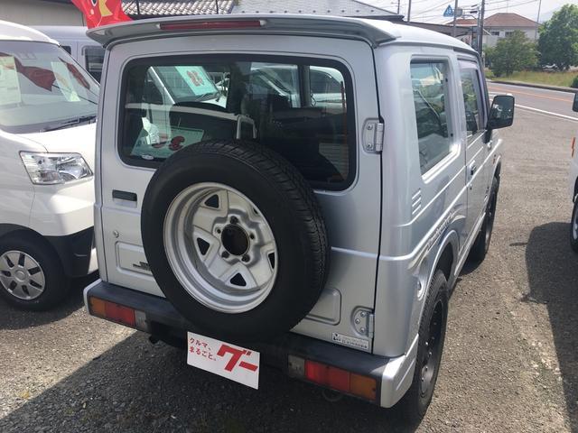 スズキ ジムニー ランドベンチャー 4WD 5速マニュアル エアコン パワステ