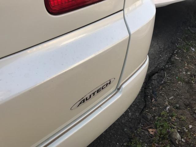 日産 ステージア 25アクシス 4WDターボ Wサンルーフ 純正ナビ