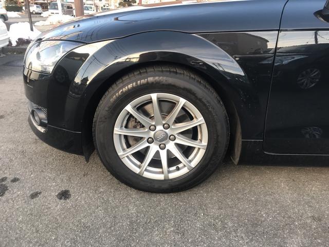 「アウディ」「アウディ TTクーペ」「クーペ」「山梨県」の中古車12