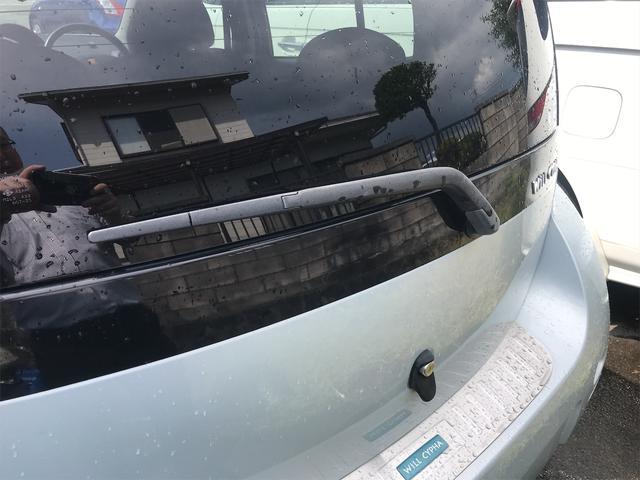 「トヨタ」「WiLL サイファ」「コンパクトカー」「山梨県」の中古車17