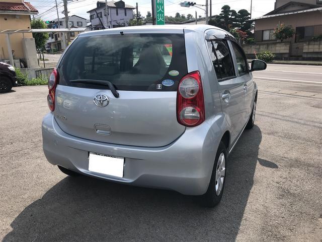 「トヨタ」「パッソ」「コンパクトカー」「山梨県」の中古車6