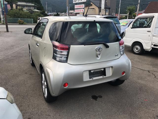 「トヨタ」「iQ」「コンパクトカー」「山梨県」の中古車7