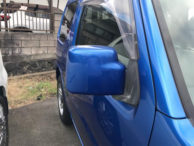 ワイルドウインド 4WD ターボ 新品タイヤ 新品黒革調シートカバー(16枚目)