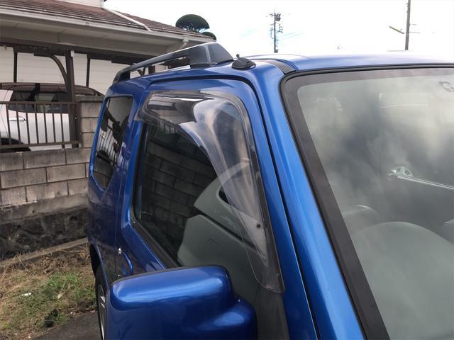 ワイルドウインド 4WD ターボ 新品タイヤ 新品黒革調シートカバー(17枚目)