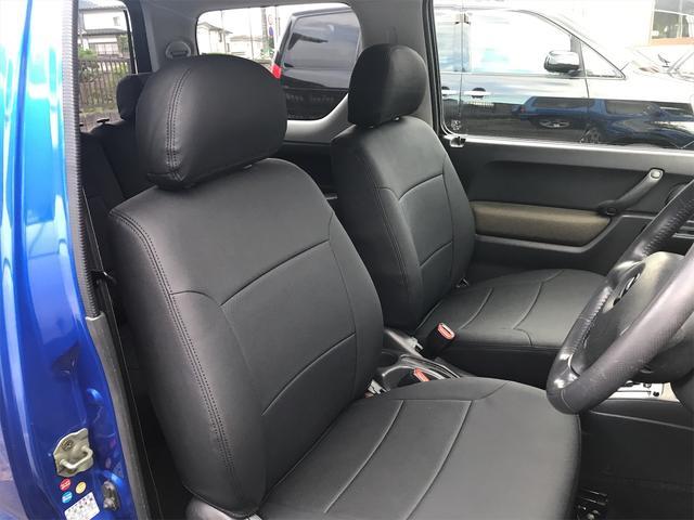 ワイルドウインド 4WD ターボ 新品タイヤ 新品黒革調シートカバー(21枚目)