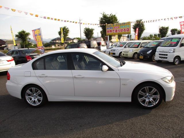 「BMW」「3シリーズ」「セダン」「長野県」の中古車4