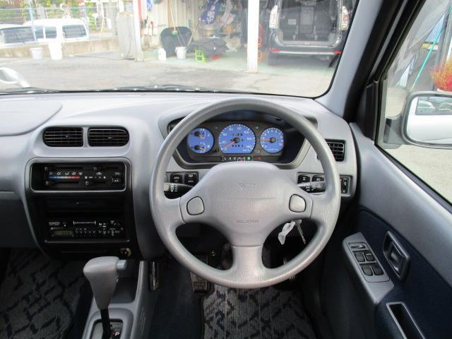 CX 4WD キーレス タイベル交換済み(14枚目)